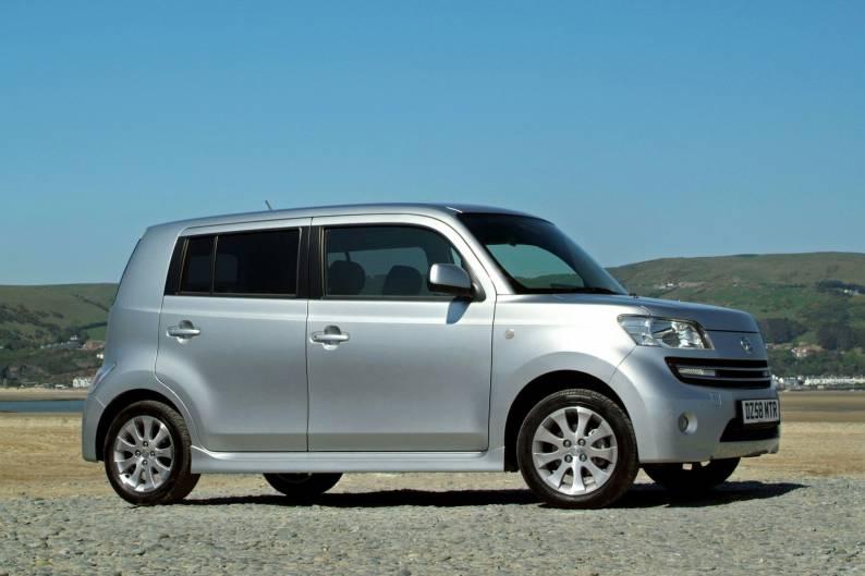 Daihatsu Materia (2009 - 2011) used car review