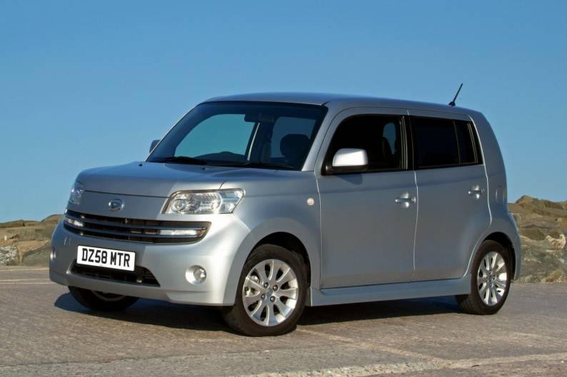 Daihatsu Materia (2009 - 2011) used car review | Car review