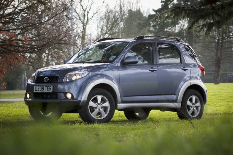 Daihatsu Terios (2006 - 2013) Used Car Review