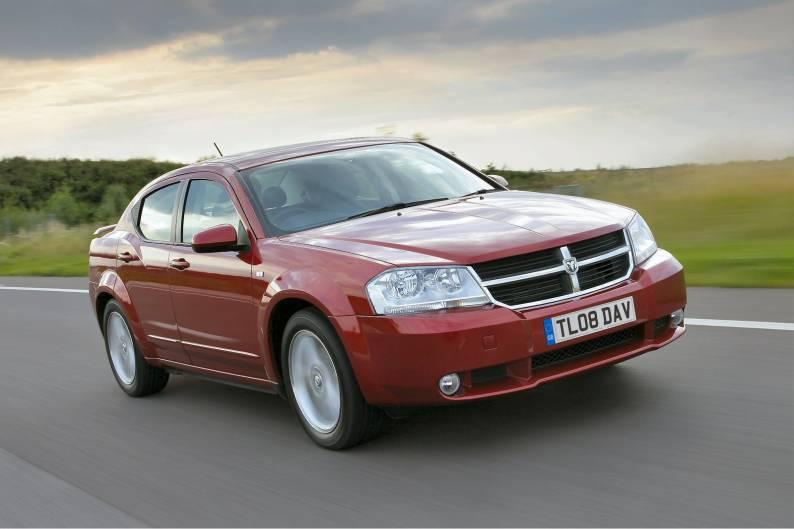 Dodge Avenger range (2007 - 2009) used car review