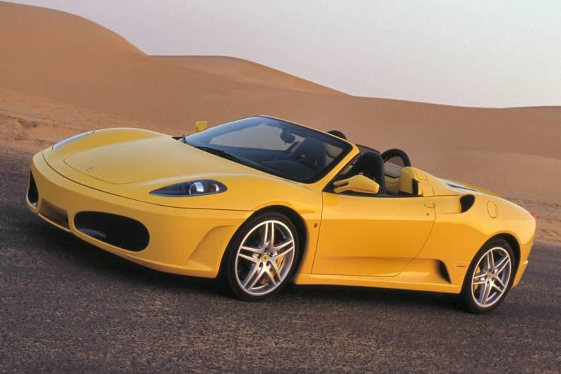 Ferrari F430 (2005 - 2009) used car review