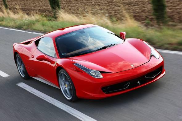 Ferrari 458 Italia review