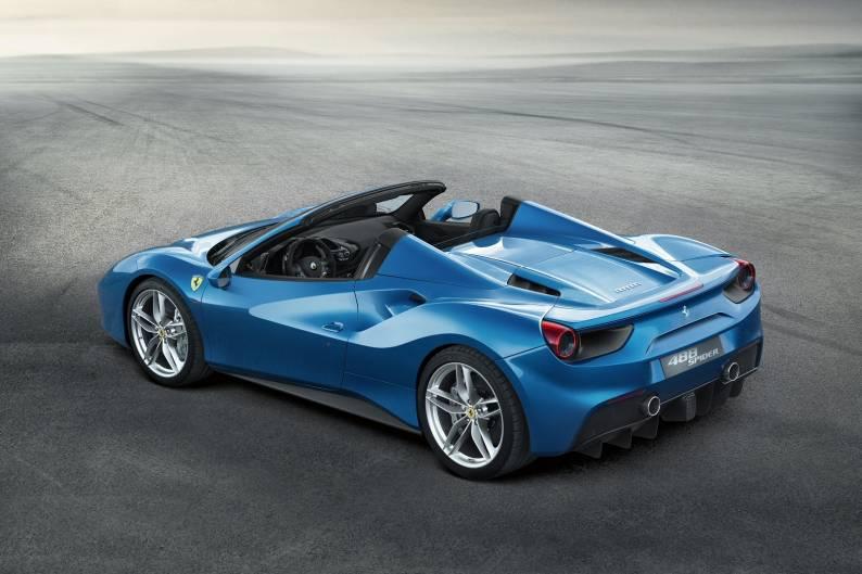 Ferrari 488 Spider review