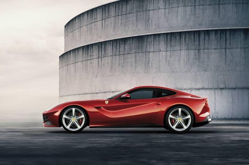 Ferrari F12 Berlinetta Review Car Review Rac Drive