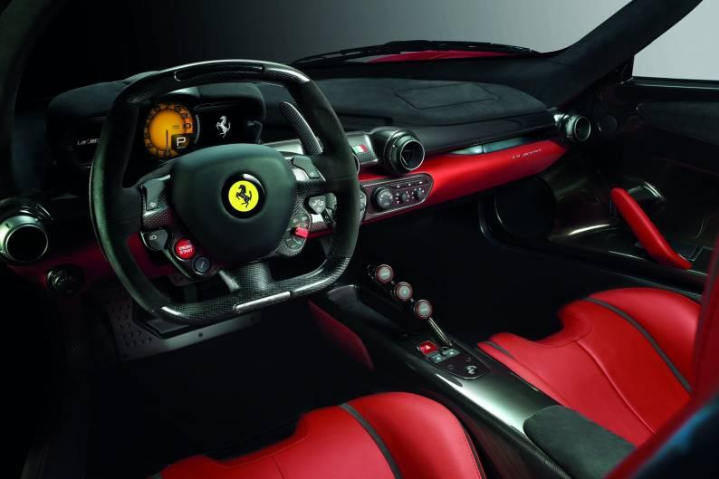 Ferrari LaFerrari review | Car review | RAC Drive