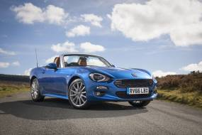 Fiat 124 Spider review