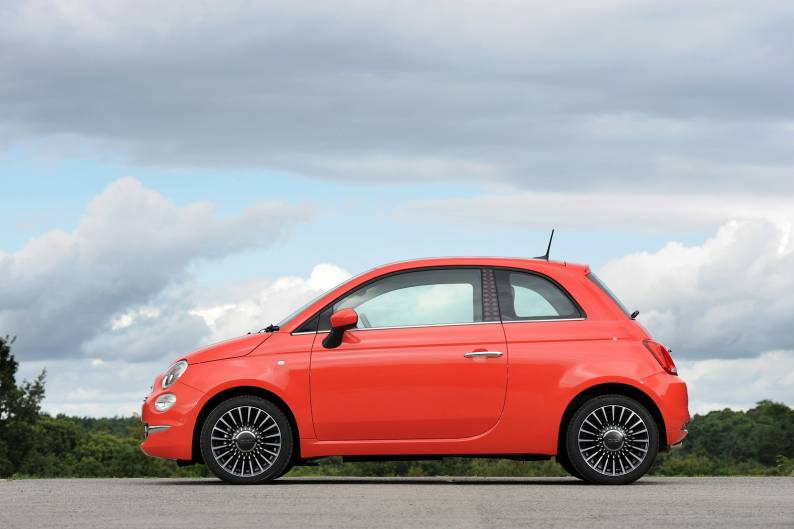 fiat 500 1 2 69bhp review car review rac drive. Black Bedroom Furniture Sets. Home Design Ideas
