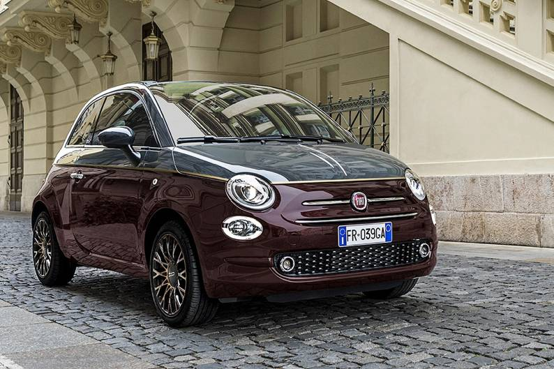 fiat 500 collezione review car review rac drive. Black Bedroom Furniture Sets. Home Design Ideas