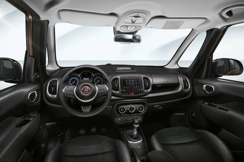 Fiat 500l Cross Review Car Review Rac Drive
