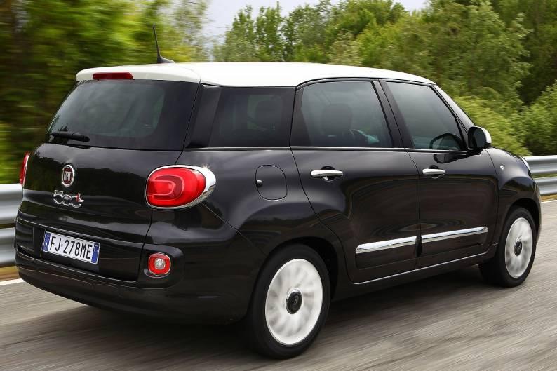 fiat 500l wagon review car review rac drive. Black Bedroom Furniture Sets. Home Design Ideas