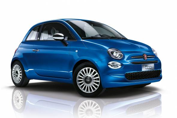 Fiat 500 Mirror review