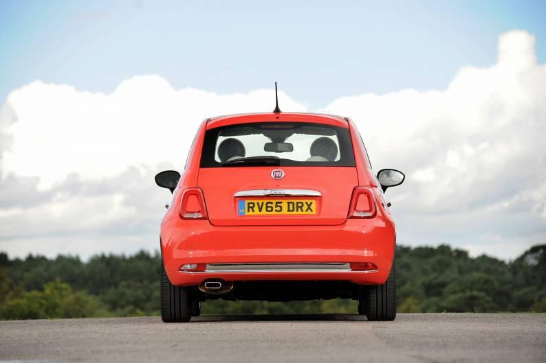 Fiat 500 0 9 TwinAir range review   Car review   RAC Drive