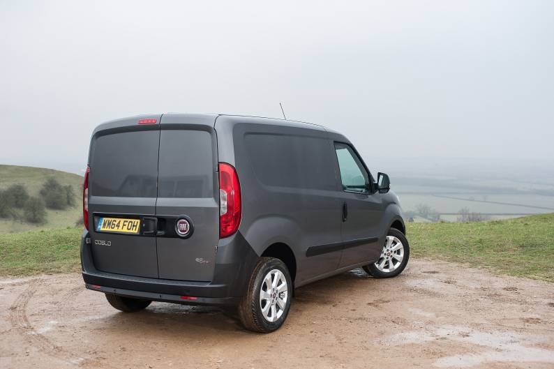 Fiat Doblo Cargo Review Car Review Rac Drive