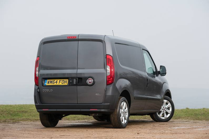 Fiat Doblo Cargo Review Car Review Rac Drive