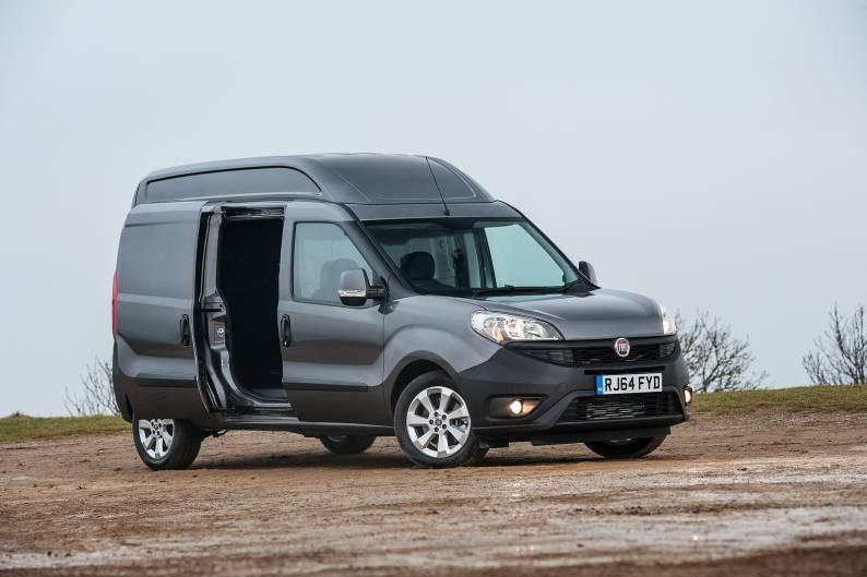fiat doblo cargo xl review car review rac drive. Black Bedroom Furniture Sets. Home Design Ideas
