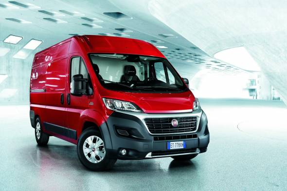 Fiat Ducato review