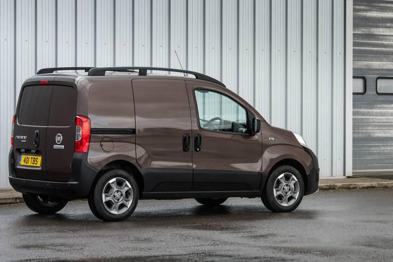 fiat fiorino cargo review car review rac drive. Black Bedroom Furniture Sets. Home Design Ideas