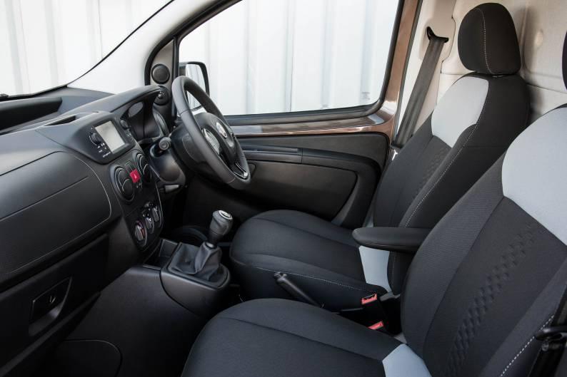 Fiat Fiorino review