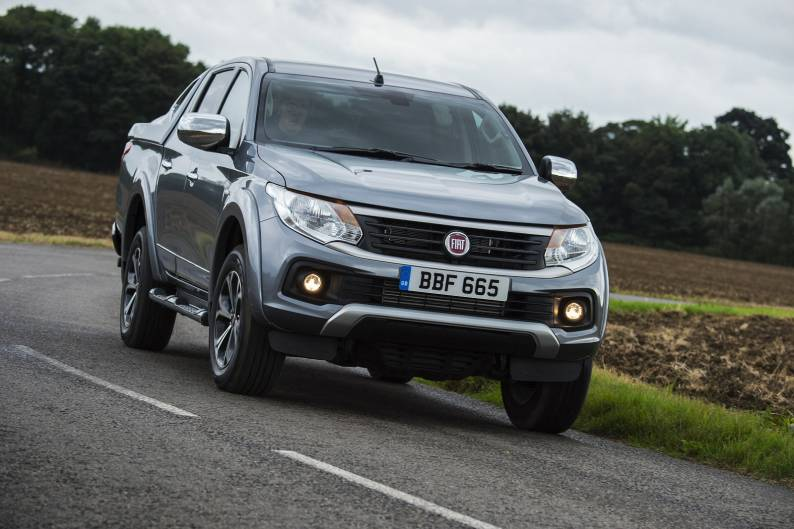 Fiat Fullback review