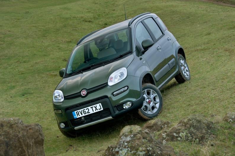 fiat panda 4x4 review car review rac drive. Black Bedroom Furniture Sets. Home Design Ideas