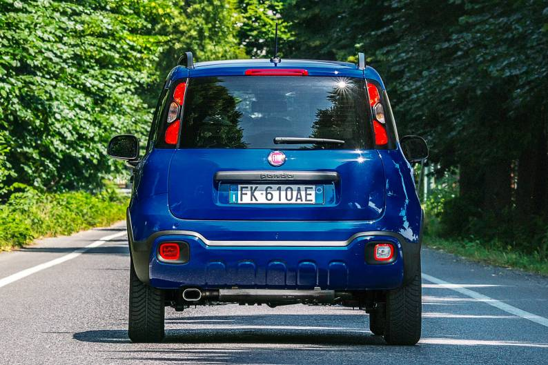 Fiat Panda City Cross review