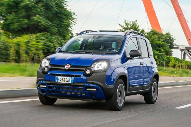 fiat panda city cross review car review rac drive. Black Bedroom Furniture Sets. Home Design Ideas