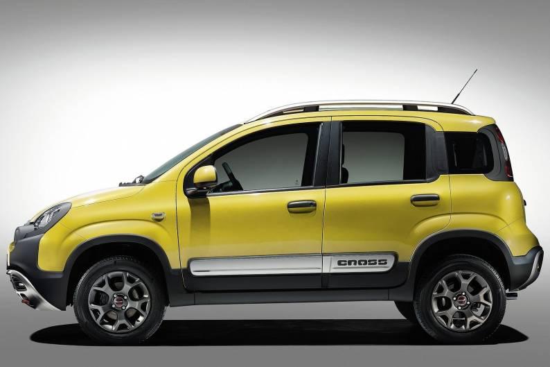 Fiat Panda Cross review