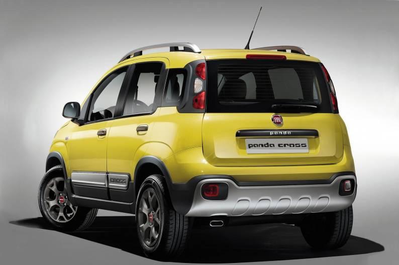 fiat panda cross review car review rac drive. Black Bedroom Furniture Sets. Home Design Ideas