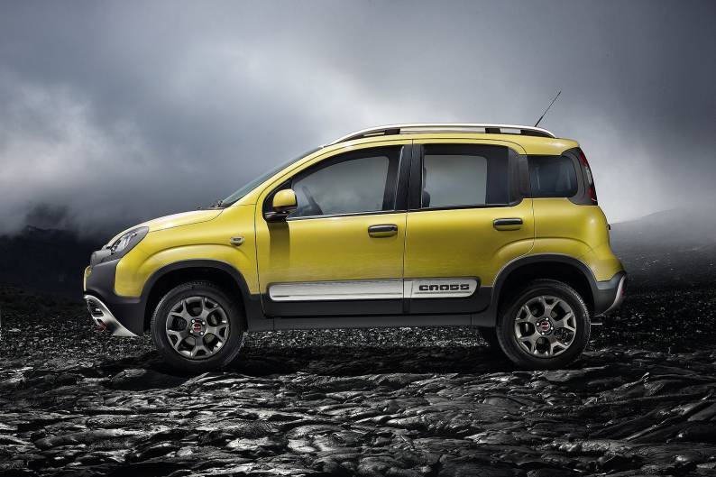 fiat panda cross review car review rac drive. Black Bedroom Furniture Sets. Home Design Ideas