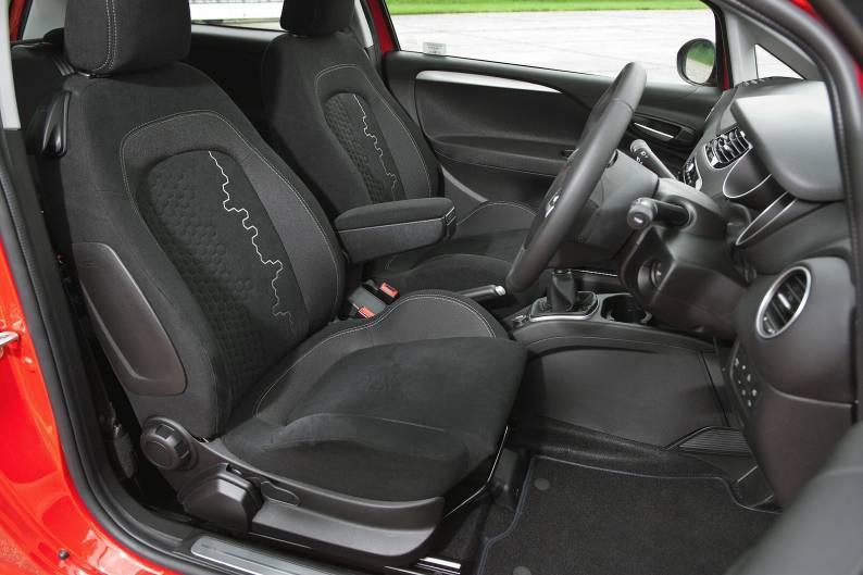 Fiat Punto 1.2 8v review