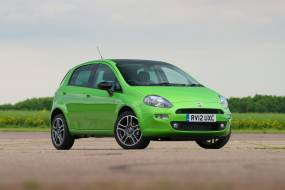 Fiat Punto 1.3 Multijet review
