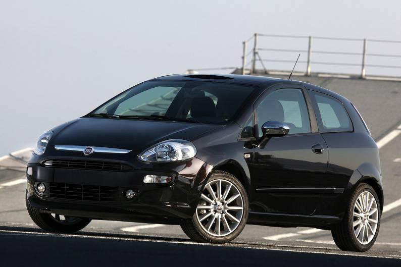fiat punto evo 2010 2012 used car review car review. Black Bedroom Furniture Sets. Home Design Ideas