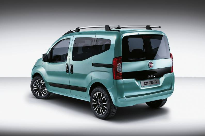 Fiat Qubo 1.3 Multijet review | Car review | RAC Drive
