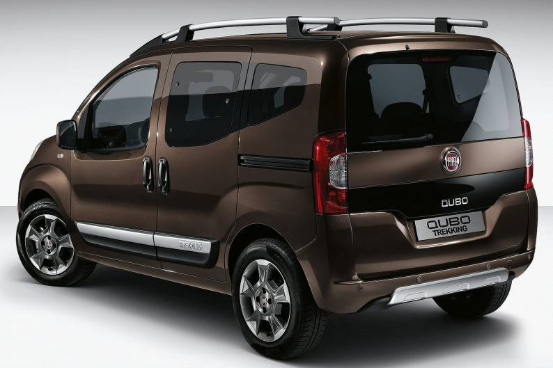 fiat qubo trekking review car review rac drive. Black Bedroom Furniture Sets. Home Design Ideas
