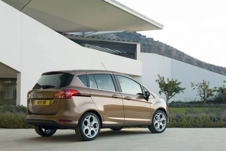 Ford B-MAX review