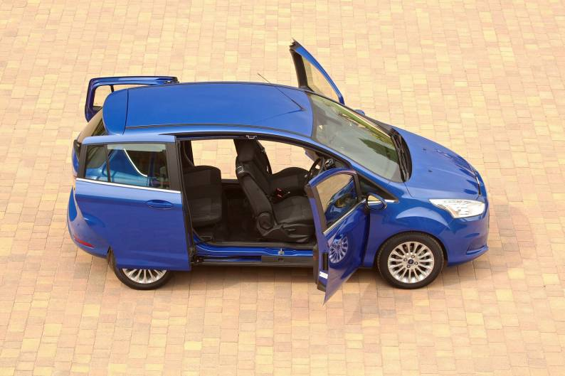 Ford B-MAX - Long Term Test review