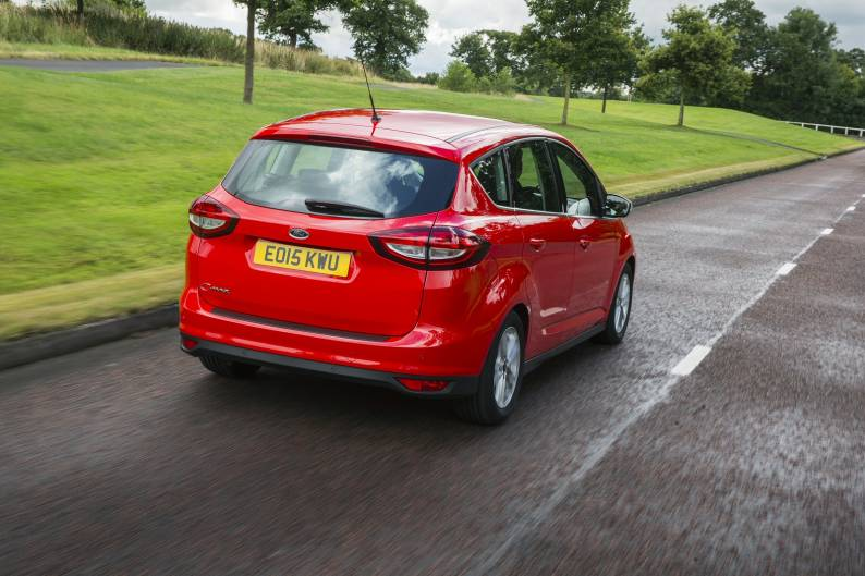 Ford C-MAX review