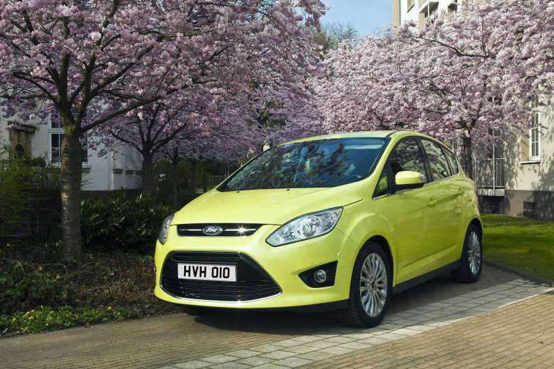 Ford C-MAX (2010 - 2014) used car review