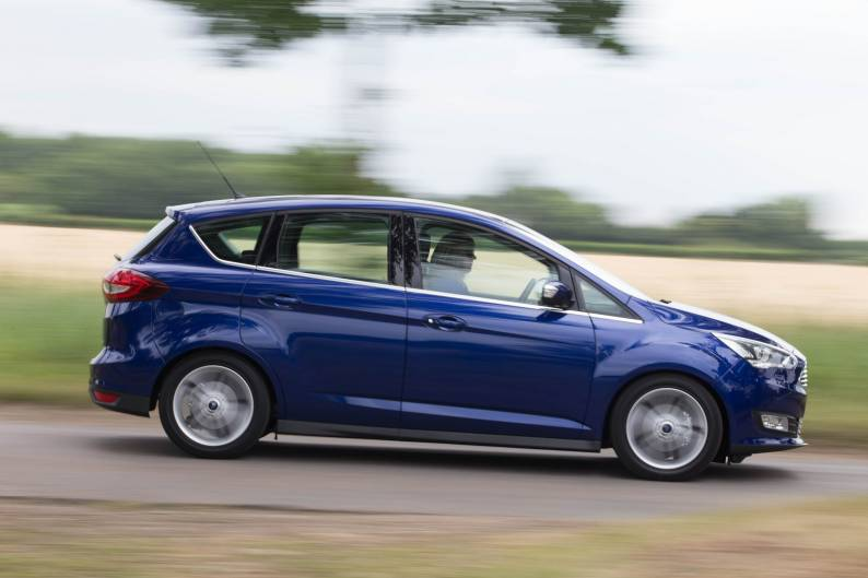 Ford C-MAX 1.0T EcoBoost review
