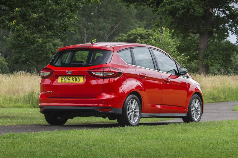 Ford C-MAX 1.5 TDCi review