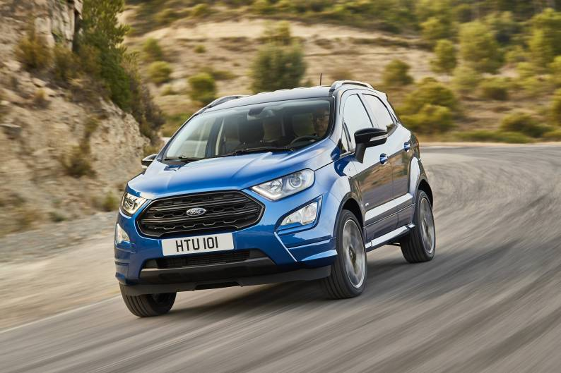 Ford EcoSport 1.0 EcoBoost 140PS review
