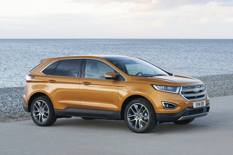 Ford Edge Review Ford Edge Review