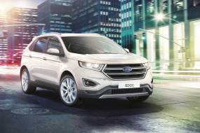 Ford Edge 2.0 TDCi 180PS AWD review