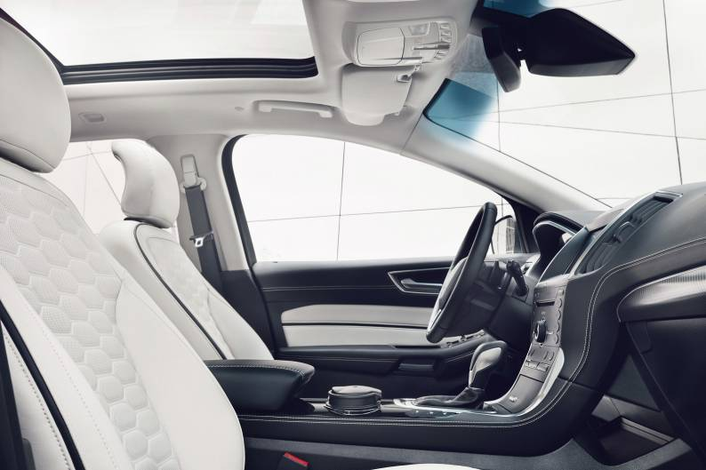 Ford Edge Vignale Review Car Review Rac Drive