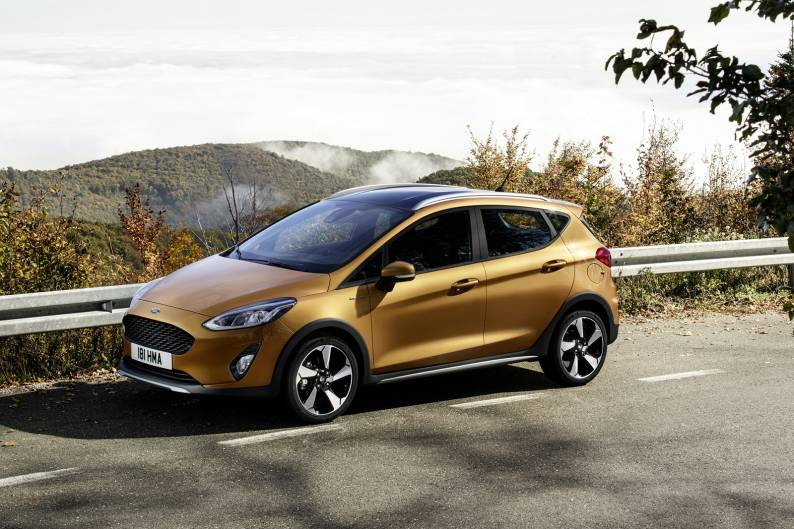 ford fiesta active review car review rac drive. Black Bedroom Furniture Sets. Home Design Ideas