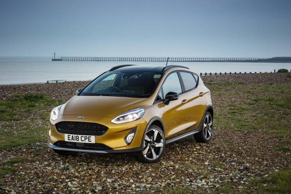 Ford Fiesta Active B&O Play 1.0T 125PS review