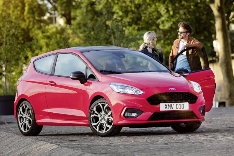 Ford Fiesta ST-Line review | Car review | RAC Drive