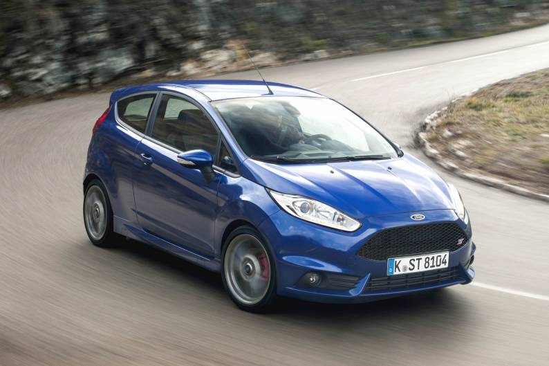 Ford Fiesta ST2 review