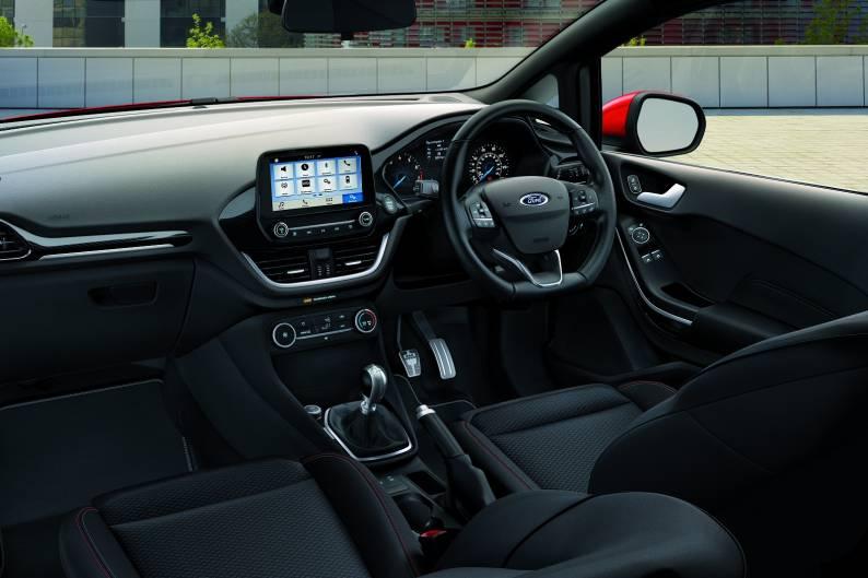 Ford Fiesta Van review