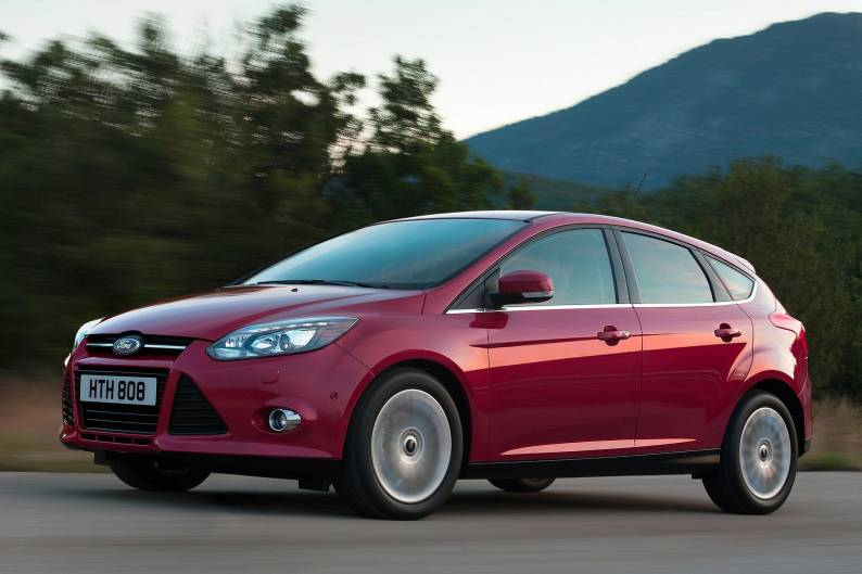 ford focus 2011 2014 used car review car review rac drive. Cars Review. Best American Auto & Cars Review